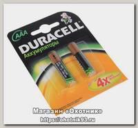 Аккумулятор Duracell AAA 1000mAh 2B