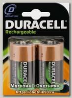 Аккумулятор Duracell HR20 D