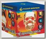 Батареи салютов Русский Фейерверк Сорвиголова 25 залпов