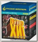 Батареи салютов Русский Фейерверк Суперхит Премиум 25 залпов 1*4*1