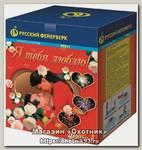 Батареи салютов Русский Фейерверк Я Тебя Люблю 20 залпов