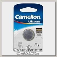 Батарейка Camelion 3V CR2330 бл/1