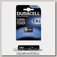 Батарейка Duracell CR2 Ultra 3 Photo уп.1шт