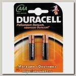 Батарейка Duracell Turbo LR03 AAA 1.5B уп.2шт