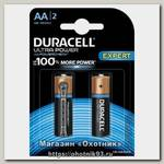 Батарейка Duracell UltraPower АА уп.2шт