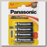 Батарейка Panasonic Alkaline LR6 AA 1.5B уп.4шт