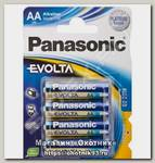 Батарейка Panasonic Evolta LR6 AA 1.5B уп.4шт