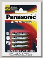 Батарейка Panasonic Extreme Power LR03 AAA 1.5B уп.2шт