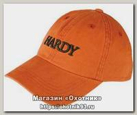 Бейсболка Hardy brushed cap pumkin