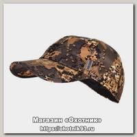 Бейсболка Shaman Apex hat-1 дуб