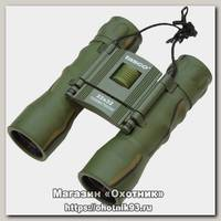 Бинокль Tasco 22x32 зеленый