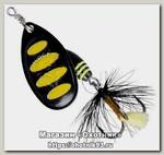 Блесна Savage Gear Rotex spinner №3а 6гр 11-black bee
