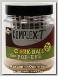 Бойлы Dynamite Baits CompleX-T cork ball 15мм