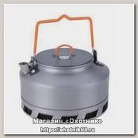 Чайник Helios Campsor анодированный алюминий с радиатором