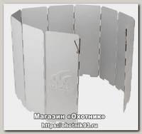 Экран Fire Maple защитный от ветра 8 секций алюминий