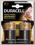 Элемент питания Duracell LR20 MN1300 new уп.2шт