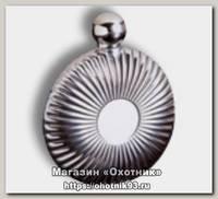 Фляга Fashionable Ellegant круглая с орнаментом 0.15л