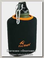 Фляга Fire Maple Army bottle алюминевая с термочехлом 450 мл