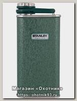 Фляга Stanley Classic pocket flask 230 мл темно-зеленый