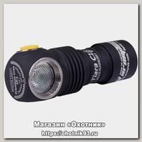 Фонарь Armytek Tiara C1 XP-L USB серебро