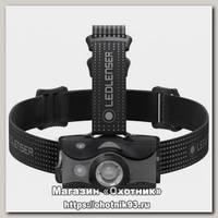 Фонарь Led Lenser MH7 черно-серый