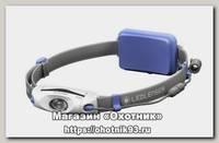 Фонарь Led Lenser NEO6R синий
