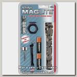 Фонарь Maglite М2А 02 СЕ c аксессуарами камуфляж