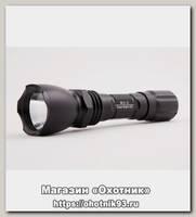 Фонарь MTE M3-2i 6 режимов алюминий