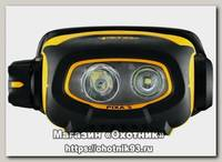 Фонарь Petzl Black Yellow