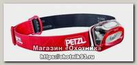 Фонарь Petzl Tikka red
