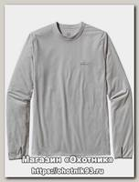 Футболка Patagonia tropic comfort crew II tailored grey