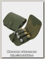 Футляр Acropolis ФП-12 комбинар. для патронов 12 калибра