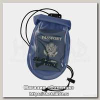 Гермочехол Seal Line See pouch L blue
