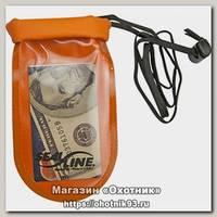 Гермочехол Seal Line See pouch L orange