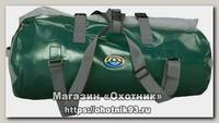 Гермосумка Stream 120л зеленая
