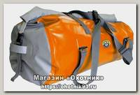 Гермосумка Stream Commander 90л оранжевая