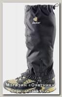 Гетры Deuter Boulder gaiter long black