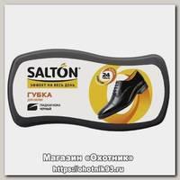 Губка Salton ВОЛНА для гладкой кожи черный