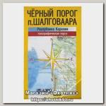 Карта Карелия Черный порог