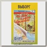 Карта по лесам и озерам Карельского №12