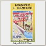 Карта по лесам и озерам Карельского №5