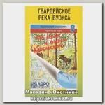 Карта по лесам и озерам Карельского №8