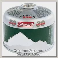 Картридж Coleman С250 резьбовой газовый