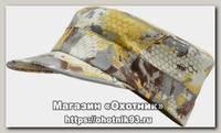 Кепи Святобор Калан летняя соты бело-желтые