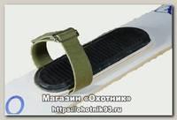 Комплект креплений для лыж ЛФ Маяк брезент амортиз носковой ремень