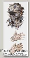 Комплект маскировочный Хольстер камыш