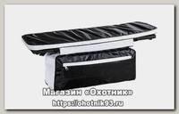 Комплект мягких накладок Мастер лодок 900х250 мм черно-белые