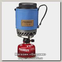 Комплект Primus Lite plus un-blue piezo горелка с кастрюлей