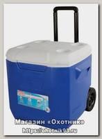 Контейнер Coleman QT 45 wheeled cooler изотермический blue