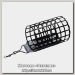 Кормушка Kostal круглая 15гр черная 25x32мм